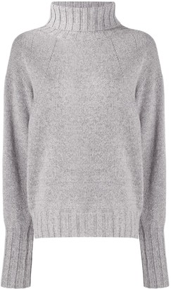 Philosophy di Lorenzo Serafini Roll Neck Jumper