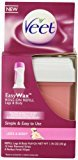 Veet Easy Wax Leg and Body Hair Remover Wax Refill, 1.76 oz.