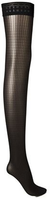 Wolford Trinity 20 Denier Stay-up Stockings