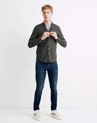 Madewell Skinny Everyday Flex Jeans in Bramlett Wash: TENCEL Denim Edition
