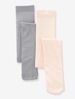 Vertbaudet Pack of 2 Stylish Tights