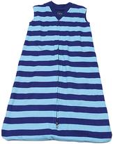 New Jammies Blue Stripe Organic Sleep Sack - Infant