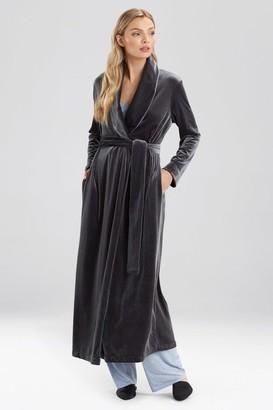 Natori Natalie Velvet Robe
