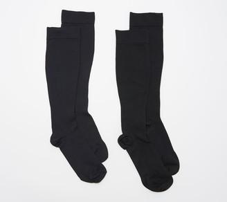 Legacy Men's Graduated Compression Socks Set of 2