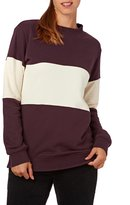 Swell Shores Chest Panel Crew Sweatshirt