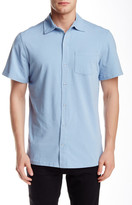 Spenglish Short Sleeve Snap Button Shirt