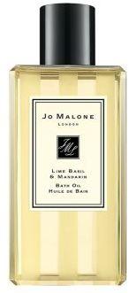 Jo Malone Lime Basil & Mandarin Bath Oil 8.5 oz.
