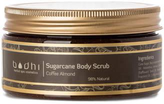 Bodhi Herbal Spa Toasty Coffee Almond Sugarcane Body Scrub