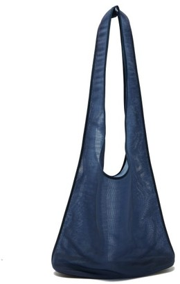 The Row Bindle Technical-mesh Bag - Navy