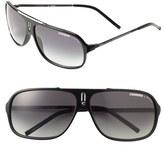Carrera Eyewear 'Cool' 65mm Aviator Sunglasses