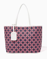 Charming charlie Lattice Link Tote