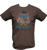 Tee Luv How Many Licks? Mr. Owl Licensed T-Shirt