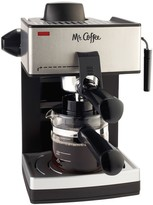 Mr. Coffee Cafe Espresso Machine