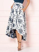 New York & Co. Eva Mendes Collection - Rashida Hi-Lo Skirt