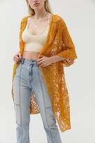 Urban Outfitters Lace Robe