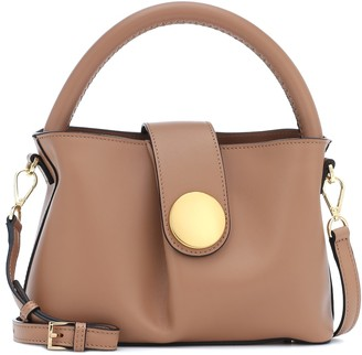 Elleme Malette leather shoulder bag