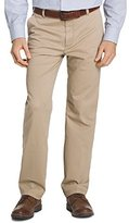 Izod Men's Performance Chino Straight Fit Flat Front Stretch Pant