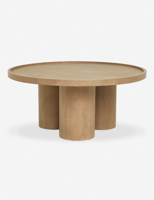 Lulu & Georgia Delta Round Coffee Table
