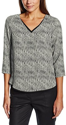 Vero Moda Women's Coco Print 3/4 Sleeve Mini Top