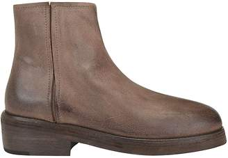 Marsèll Distressed Effect Ankle Boots