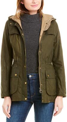 Barbour Durham Short Rain Jacket