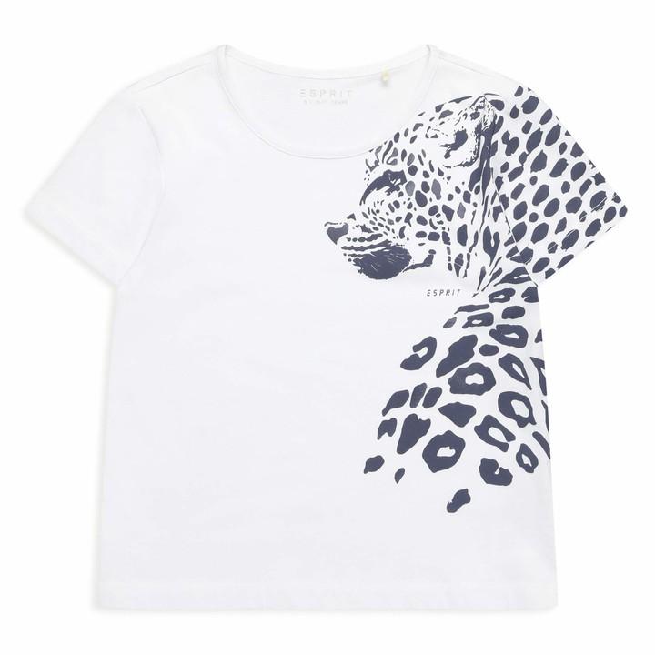Esprit Girl's Rq1035503 T-Shirt Ss
