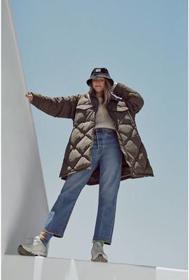 Levi's Diamond Quilt Puffer Jacket