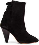Isabel Marant Lystal Boot in Black | FWRD