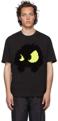 McQ Black and Yellow Chester T-Shirt