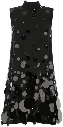 Prada Sequinned Dress