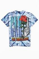 Urban Outfitters Guns N' Roses Tie-Dye Illusion Tour Tee