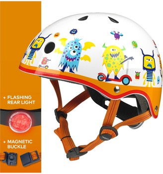 Micro Scooter Monster Safety Helmet, Small