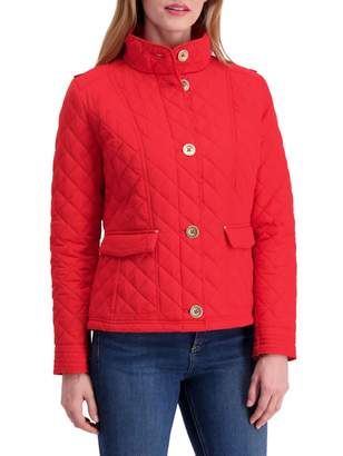 Weatherproof Quilted Barn Jacket