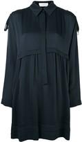 Chloé loose-fit shirt dress
