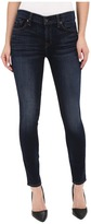 7 For All Mankind The Ankle Skinny with Tonal Squiggle in Heritage Night