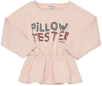 Bobo Choses Printed Organic Cotton Jersey T-Shirt