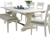 August Grove Baroncourt Trestle Dining Table