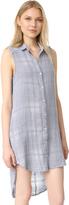 Bella Dahl Crossed Yoke Dress