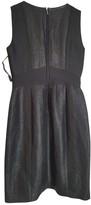 Elie Tahari Grey Cotton Dress for Women