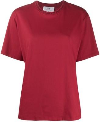 Victoria Victoria Beckham jersey T-shirt