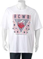 """Rocawear Big & Tall RCWR"""" Stars & Stripes Tee"""