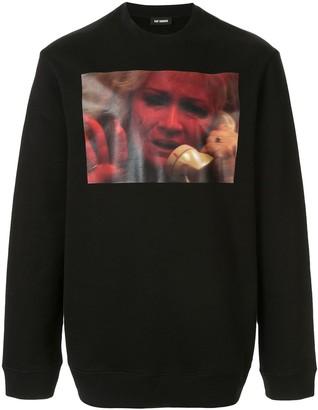 Raf Simons Wild at Heart print sweatshirt