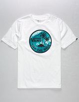 Vans Palm Logo Boys T-Shirt