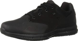 Fila Men's Memory Layers Slip Resistant Work Shoe Food Service