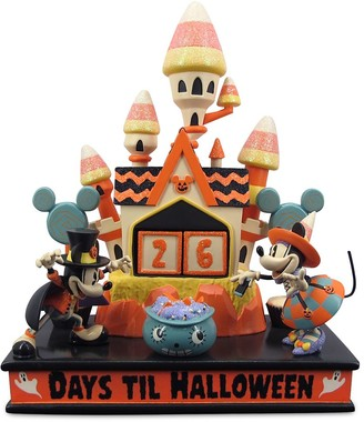 Disney Mouse Halloween Countdown Calendar