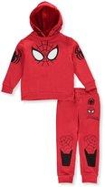Spiderman Little Boys' Toddler 2-Piece Fleece Sweatsuit