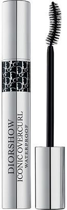 Christian Dior Iconic Overcurl Waterproof Mascara Over Black