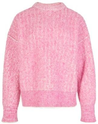 Acne Studios Brushed melange sweater