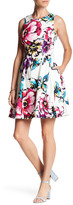 Vince Camuto Sleeveless Fit and Flare Dress