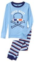 Crazy 8 Movie Night 2-Piece Pajama Set